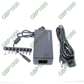 96W Universal AC Power Supply Charger Adapter for Dell IBM Laptop Notebook