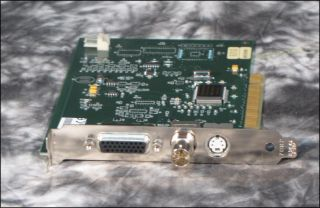 PCI Frame Grabber Cyberoptics Imagenation PXC200AL