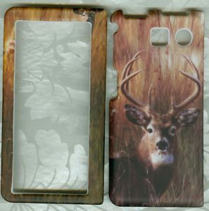 Buck Deer Cover Faceplate Sanyo Innuendo 6780 Boost Mobile Sprint Phone Case
