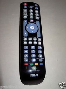 Rca rcrn04gr 4 device universal remote control with green backlit