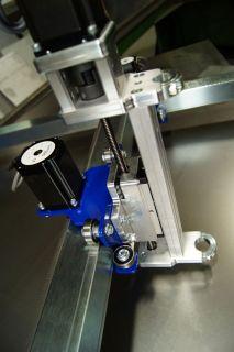 2' x 2' DIY Portable CNC Plasma with Z Axis No Motors