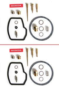 1968 1971 Honda CB450 CL450 CL CB 450 Carburetor Carb Repair Rebuild Kit Kits X2