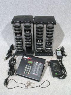 Jtech Restaurant Pager System with 2600 Desktop Transmitter