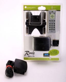 Sirius XM XM Roady Home Kit SA10069 New with Extra Home Antenna