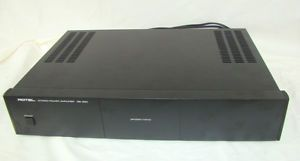 Rotel RB 850 Amp Stereo Mono Power Amplifier  Super Clean Sound