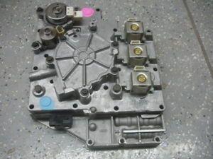 ford f48z 7a100 a transmission control assembly valve body sensors complete