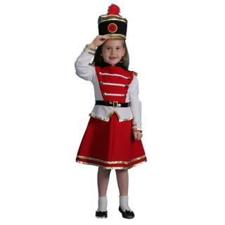 Dress Up America Drum Majorette Childrens Costume
