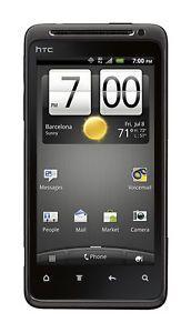 HTC EVO Design 4G Black Boost Mobile Smartphone Refurbished CR8711