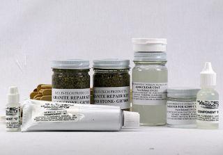 Acrylic Spa Hot Tub Granite Repair Kit