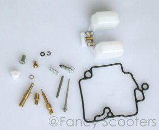 49cc 50cc Gas Scooter Carburetor Repair Kit GY6