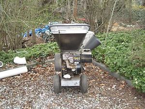 Wood Chipper Shredder for Parts Local Pick Up