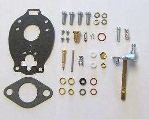 Ford Tractor Carburetor Repair Kit with Shaft Fits 9N 2N 8N