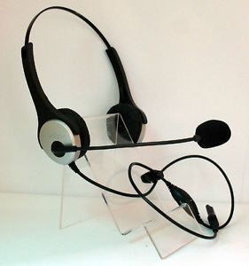 Call Center Headset for Home Office Multi Line Telephones vs Andrea Electronics