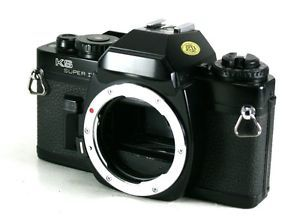 KS Super II SLR 35mm Film Camera Pentax K Mount