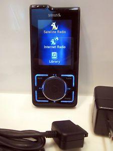 Sirius Stiletto 2 Portable Satellite Radio