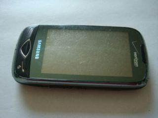 Verizon Samsung Reality U820 Work Great Clean ESN GPS Touch Screen Phone 70