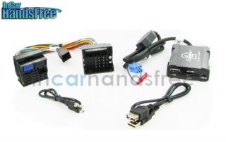 CONNECTS2 CTARNUSB005 Renault Megane USB Interface Kit