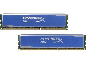 HyperX 16GB 2 x 8GB 240 Pin DDR3 SDRAM DDR3 1600 Desktop Memory Model KHX1600C 740617203714
