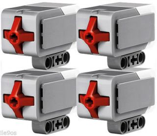 4 Lego EV3 Touch Sensors Mindstorm​s Robot Switch Technic NASA School
