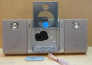 Philips MC235 37 Micro CD Shelf Stereo System