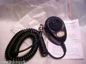 Road King RK56 4 Pin Dynamic Noise Canceling CB Radio Microphone