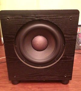 Mackie HRS120 Active Subwoofer HR824 Speaker Pair Stands Mogami Cables