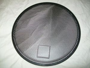 Lot 2 New 18 inch Metal Speaker Grill Covers