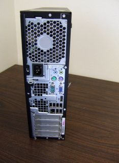 HP Elite 8200 SFF PC Desktop Intel Core i5 2500 3 3GHz 4GB 500GB Win 7 Pro