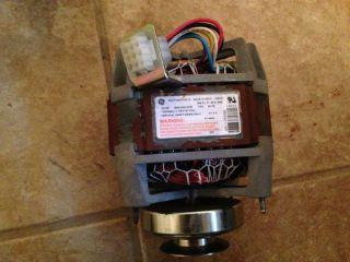 GE Washing Machine WHSE5240D1WW Drive Motor WH20X10019 5KCP160FFA001S