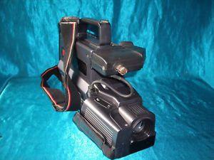 RCA Solid State Image Sensor VHS Camcoder