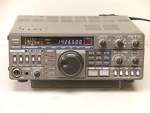 Kenwood TS 430s Solid State HF Transceiver Outstanding