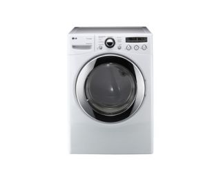 LG Front Load Steam Washer Electric Dryer WM2650HWA DLEX2650W White ASIS Energy
