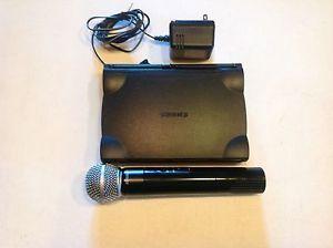 Shure UT2 UT4 SM58 Wireless Microphone System