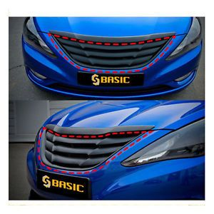 Details about Sequence Front Radiator Grill Grille Painted (fit
