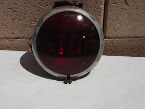 Antique Stop Tail Light Hot Rods Rat Rods Fire Trucks and Buses