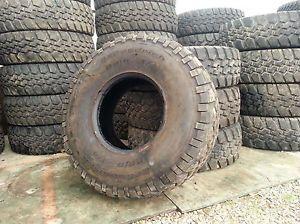 4 BFGoodrich Baja TA D Rated 37x12 50x16 5 Hummer H1 Mud Truck Tires 90 Tread