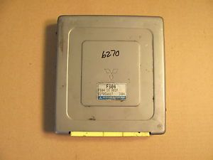 93 Mazda 626 4CYL at Calif ECU ECM Engine Computer FS04 18 881 F Only
