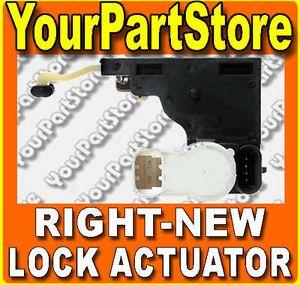 Chevy GMC Truck GM Cars Power Door Lock Actuator Right