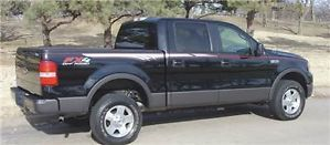 Overide Truck Decals Stripes Graphics New 3M Premium Vinyl for Ford F 150