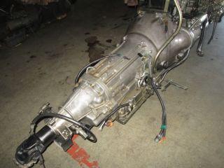 Nissan Navara Pick Up Terrano JDM TD27 2 7L Diesel Engine Forklift FGD02A32Q