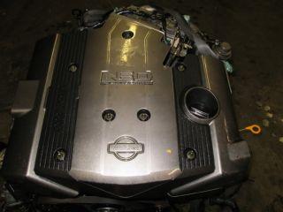 Nissan Cima Infiniti M45 JDM VQ30DET Engine VQ30 DET Motor Trans 3 0L Japanese