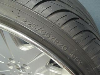 Used 20 inch Rims Tires