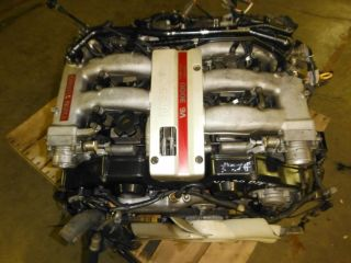 Nissan 300zx Fairlady Z JDM VG30DETT Engine VG30DE TT Twin Turbo Wire ECU Motor