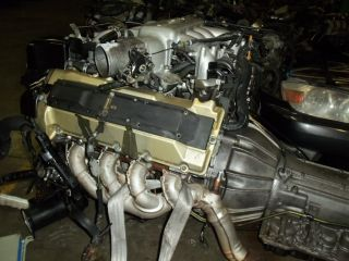 Nissan President Infiniti Q45 JDM VH45DE V8 4 5 Liter VH45 Engine 4 5L Motor