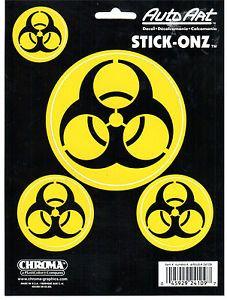 Vinyl Auto Graphic Decal Stickers