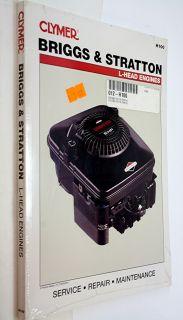Briggs Stratton Engine Repair Manual