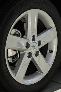 "2012 13 Toyota Camry SE 17"" Aluminum Wheels w Caps Set of 4"