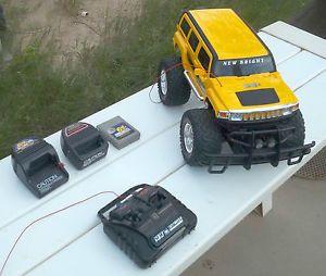 New Bright 1 14 Remote Control Car 6V Hummer H3