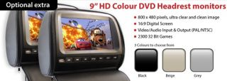 """7"""" Car DVD Player GPS in Dash LCD iPod Stereo Sony Chip"""