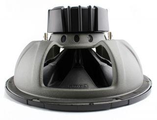 "2 Kicker C158 Comp 15"" 1000 Watt 8 Ohm Car Subwoofers Combo Amplifier Amp Kit"